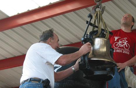 Mounting the Bell